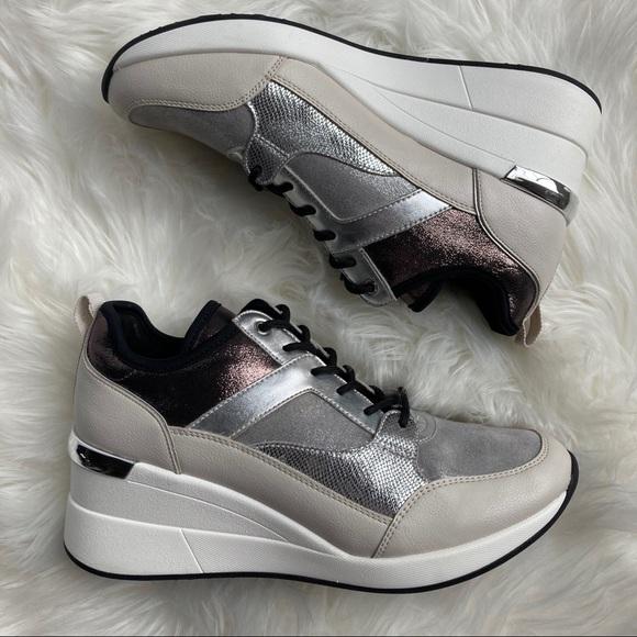 Aldo Shoes | Wedge Sneaker Size 85